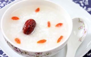 冬季养生粥之红枣粥