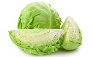 冬季适合吃哪些蔬菜-圆白菜